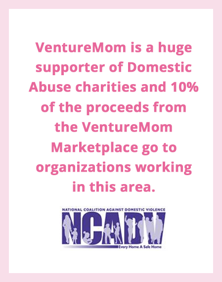VentureMom Charity Commitment