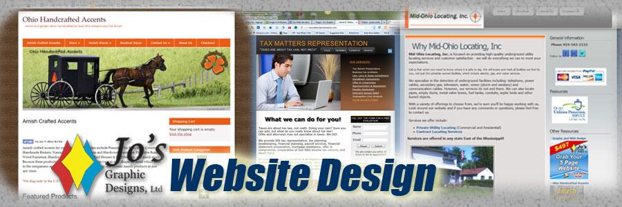 Jo's Graphic & Web Design