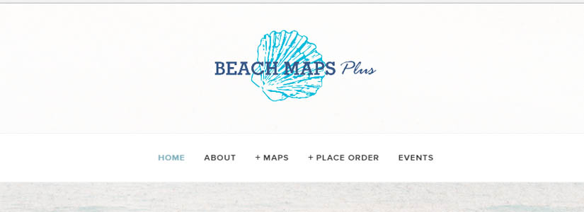 Beach Maps Plus