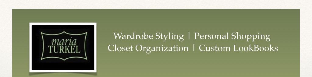 Maria Turkel Wardrobe Styling