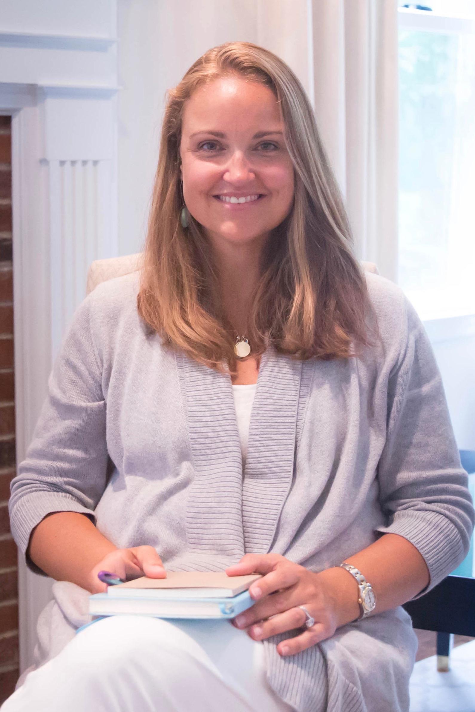 Lindsay Hurty--Trellis Founder
