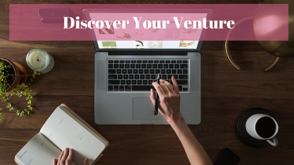 Discover Your Venture